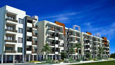 Gallery Cover Image of 1900 Sq.ft 4 BHK Villa for buy in AG8 Aakriti Eco City Phase 2, Salaiya for 6700000
