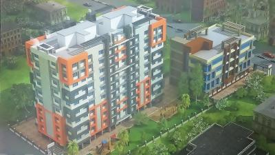 Gallery Cover Image of 681 Sq.ft 1 BHK Apartment for buy in Shiv Jyoti Vardan Heights, Bhiwandi for 4500000