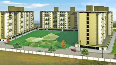 Gallery Cover Image of 682 Sq.ft 2 BHK Apartment for buy in Purvrang, Perne for 2500000