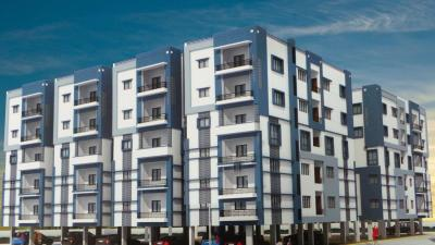 Gallery Cover Image of 1090 Sq.ft 2 BHK Apartment for rent in Gayathri Hills, Manikonda for 21000