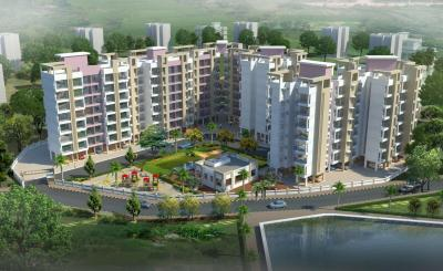 Gallery Cover Image of 645 Sq.ft 1 BHK Apartment for buy in  Green Woods Building 2 To 6, Daighar Gaon for 3500000