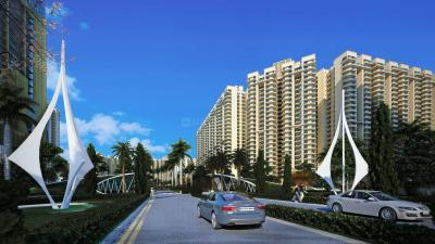 Gallery Cover Image of 1055 Sq.ft 2 BHK Apartment for rent in Gaursons Hi Tech 12th Avenue, Noida Extension for 9500