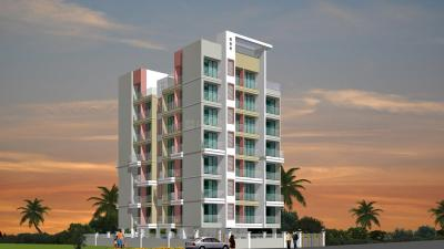 Gallery Cover Image of 800 Sq.ft 1 RK Apartment for buy in SM Majestic, Ulwe for 1200000