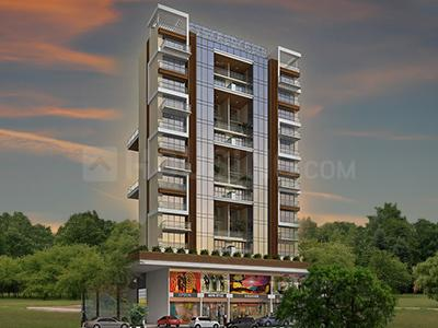 Gallery Cover Image of 2150 Sq.ft 3 BHK Apartment for buy in Shree Sawan The Signature, Seawoods for 35000000