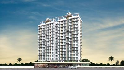 Gallery Cover Image of 1460 Sq.ft 3 BHK Apartment for rent in Pratik Harmony, Kalamboli for 25000