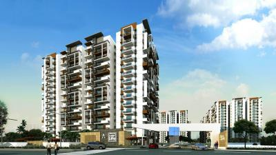 Gallery Cover Image of 1965 Sq.ft 3 BHK Apartment for buy in Aparna Cyber Life, Serilingampally for 20000000
