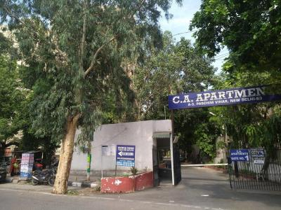 Gallery Cover Image of 1700 Sq.ft 3 BHK Apartment for buy in CA Apartment, Paschim Vihar for 22500000