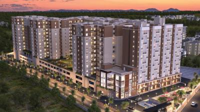 Gallery Cover Image of 428 Sq.ft 1 RK Apartment for buy in Provident Capella, Thirumalashettyhally for 3199000