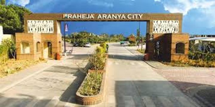 Gallery Cover Pic of Raheja Aranya City