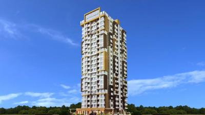 Gallery Cover Image of 486 Sq.ft 1 BHK Apartment for rent in Beauty Landmark, Bhandup West for 22000