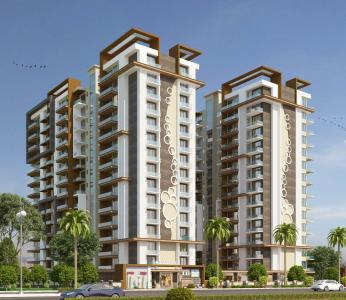 Gallery Cover Image of 1275 Sq.ft 2 BHK Apartment for buy in Shivalika, Jhotwara for 4577250