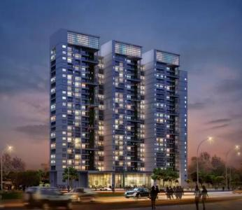 Gallery Cover Image of 1655 Sq.ft 3 BHK Apartment for buy in Mahagun Meadows, Sector 150 for 10678050