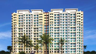Gallery Cover Image of 770 Sq.ft 2 BHK Apartment for rent in Rosa Gardenia, Kasarvadavali, Thane West for 16000