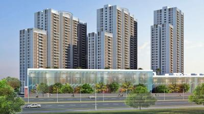 Gallery Cover Image of 1426 Sq.ft 2 BHK Apartment for buy in Incor One City, Kukatpally for 12500000