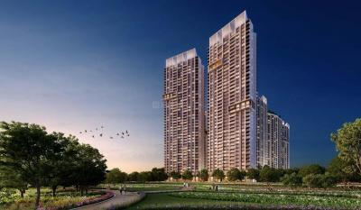 Gallery Cover Image of 640 Sq.ft 1 BHK Independent Floor for buy in Kanakia Zenworld Phase II, Kanjurmarg East for 11600000