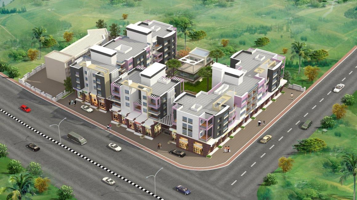 Gallery Cover Pic of Aaiji Aura City