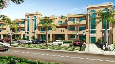 Gallery Cover Image of 2229 Sq.ft 4 BHK Apartment for rent in Park 81, Sector 81 for 25000