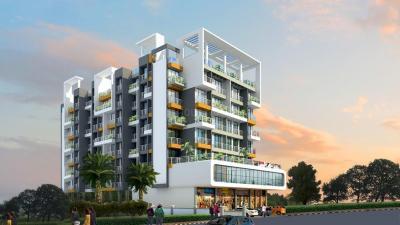 Gallery Cover Image of 630 Sq.ft 1 BHK Apartment for buy in Shivkamal Shivprakash Celebration, Kamothe for 5700000