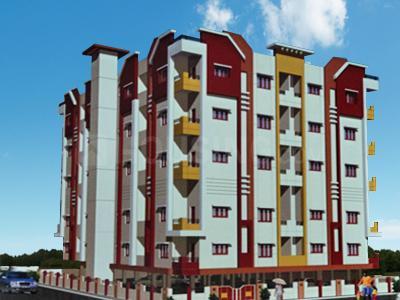 Gallery Cover Pic of Akhil Akshita Residency