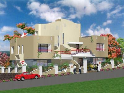 Gallery Cover Image of 1450 Sq.ft 3 BHK Apartment for rent in Shreyas Lazy Rock, Bavdhan for 28500