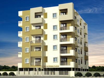 Gallery Cover Image of 1000 Sq.ft 2 BHK Independent House for buy in Om Sai Krishna Classic, Electronic City for 5000000