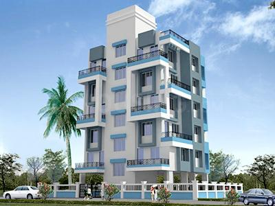 Gallery Cover Image of 621 Sq.ft 1 BHK Apartment for rent in Taneshq Aadesh Villa, Pimple Nilakh for 15000