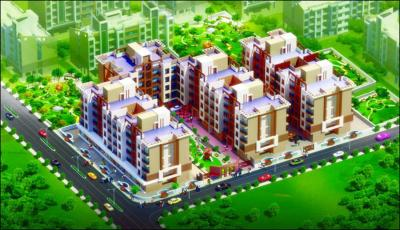Gallery Cover Image of 610 Sq.ft 1 BHK Apartment for rent in Kothari Apeksha Imperial H1 16 H1 17 H1 19 To H 22, Naigaon East for 6500
