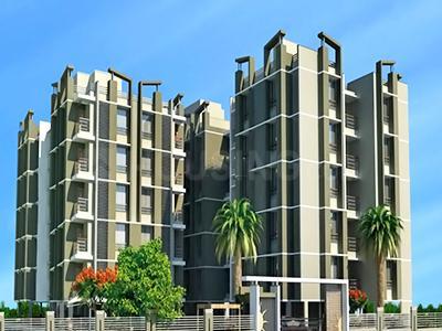 Gallery Cover Image of 1350 Sq.ft 3 BHK Apartment for buy in Sambhav Stavan Arise, Vejalpur for 7000000