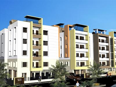 Gallery Cover Pic of Springfield Riveria - Anthea Apartments