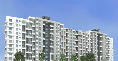 Gallery Cover Image of 836 Sq.ft 2 BHK Apartment for buy in Mantra Park View Phase 1 Building A1 A2, Dhayari for 4900000