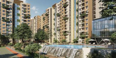 Gallery Cover Image of 1203 Sq.ft 2 BHK Apartment for buy in Puravankara Zenium, Hosahalli for 8800000