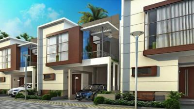 Gallery Cover Image of 1960 Sq.ft 3 BHK Villa for rent in Icon Laurels, Bommasandra for 23000