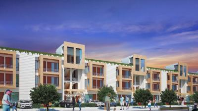 Gallery Cover Image of 1350 Sq.ft 3 BHK Independent Floor for buy in Express Express Homz, Sector 35 for 3800000