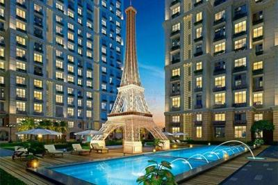 Gallery Cover Image of 750 Sq.ft 2 BHK Apartment for rent in Kanakia Paris, Bandra East for 92000
