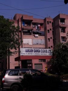 Gallery Cover Image of 1100 Sq.ft 1 BHK Apartment for rent in CGHS Akash Ganga Apartments, Sector 6 Dwarka for 27000