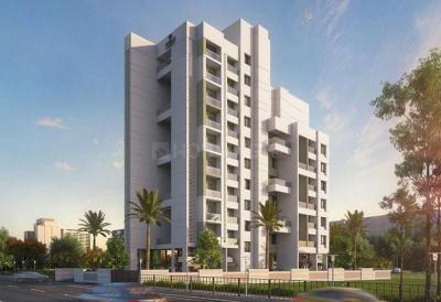 Project Image of 1134 Sq.ft 2 BHK Apartment for buyin Gultekdi for 12500000