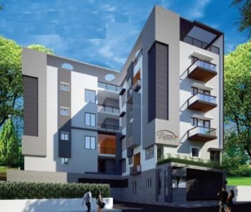 Gallery Cover Image of 1185 Sq.ft 2 BHK Apartment for buy in Sai Mega Blossom, 5th Phase for 6150000