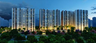 Gallery Cover Image of 1723 Sq.ft 3 BHK Apartment for buy in The Ace , Perungudi for 12400000