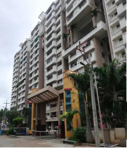 Gallery Cover Image of 1985 Sq.ft 3 BHK Apartment for buy in Sri Sairam Towers, Hafeezpet for 12500000