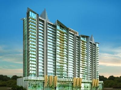 Gallery Cover Image of 1155 Sq.ft 2 BHK Apartment for rent in Unique Poonam Estate Cluster 3, Mira Road East for 28000
