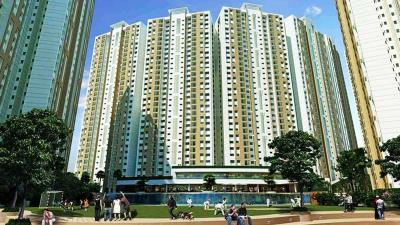 Gallery Cover Image of 850 Sq.ft 2 BHK Apartment for buy in Lodha Amara Tower 1 To 5 And 7 To 19, Thane West for 10000000