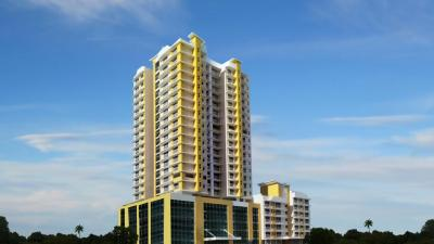 Gallery Cover Image of 1569 Sq.ft 3 BHK Apartment for buy in Marble Heights, Dahisar East for 22500000