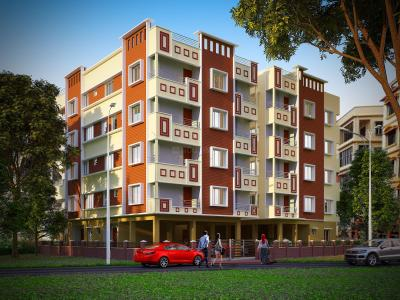 Gallery Cover Pic of Jinia Radharani Apartment