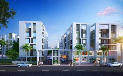 Gallery Cover Image of 1274 Sq.ft 3 BHK Independent House for rent in Magnolia Prestige, Rajarhat for 22000