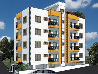 Gallery Cover Pic of Kamga Sri Sai Ram Apartment