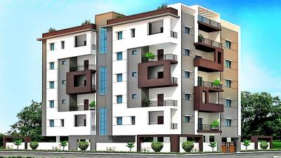 Gallery Cover Image of 1440 Sq.ft 2 BHK Apartment for rent in Mapple Creek, Puppalaguda for 17000