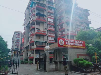 Gallery Cover Image of 1200 Sq.ft 2 BHK Apartment for rent in Sarve Sanjhi Apartments, Sector 9 Dwarka for 16000