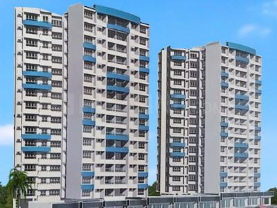 Gallery Cover Image of 900 Sq.ft 2 BHK Apartment for rent in Lokhandwala Sierra Towers, Kandivali East for 35000
