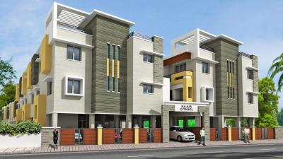 Gallery Cover Image of 1184 Sq.ft 3 BHK Apartment for buy in Rajus Citadel, Ayappakkam for 6404220