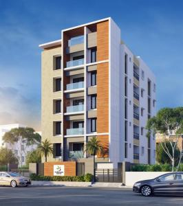 Gallery Cover Image of 956 Sq.ft 2 BHK Apartment for buy in RK Marutham Rhythm, Kodambakkam for 12500000